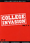 College Invasion 4 6 3 Disc Set