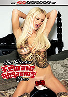 The Greatest Female Orgasms Ever DVD