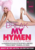 Break My Hymen Her First Time  2 Disc Set
