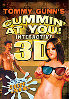 Cummin\' At You Interactive 3D - True Stereoscopic 3D 2 Disc Set