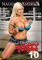 My Girlfriends Busty Friend 10 DVD