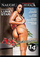 Ass Masterpiece 14 DVD