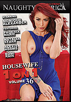 Housewife 1 On 1 Vol 36 DVD
