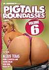 Reena Sky in Pigtails Round Asses 6