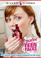 Sticky Teen Faces 4