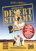 Marcus London in Operation Desert Stormy  Blu ray Disc