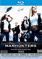 Marcus London in Manhunters  Blu ray Disc