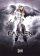 Marcus London in Fallen  Ultimate 3 Disc Edition