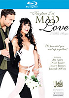 Asa Akira in Mad Love  Blu ray Disc