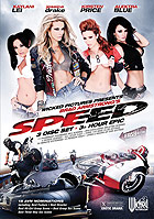 Asa Akira in Speed  3 Disc Set