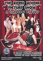 The Rocki Whore Picture Show A Hardcore Parody  2  DVD