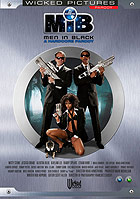Men In Black A Hardcore Parody  2 Disc Set DVD
