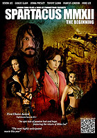 Marcus London in Spartacus MMXII The Beginning  Special 2 Disc Set