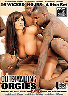 Outstanding Orgies - 4 Disc Set - 16h
