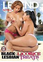 Black Licorice Lesbian Treats DVD