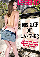 Alexis Texas in Bus Stop Oil Bangers