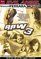 Asa Akira in Raw 3  Special 2 Disc Set