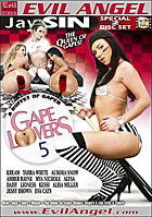 Gape Lovers 5 - Special 2 Disc Set by Evil Angel - Jay Sin
