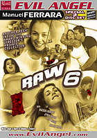 Raw 6 - Special 2 Disc Set by Evil Angel - Manuel Ferrara