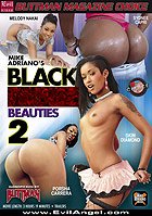Black Anal Beauties 2 DVD