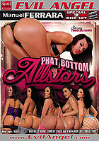 Ava Rose in Phat Bottom Allstars  Special 2 Disc Set