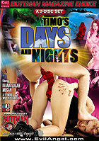 Timos Days And Nights  2 Disc Set DVD