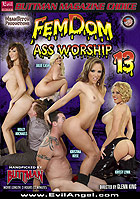 Julie Cash in Fem Dom Ass Worship 13