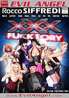 XXX Fucktory DVD