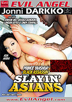 Slayin Asians DVD