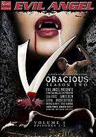 Voracious Season Two Volume 1 DVD