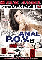 Lesbian Anal POV 5 DVD