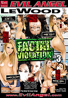 Facial Violation 3 DVD