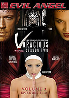 Voracious Season Two Volume 3 DVD