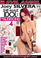 She Male Idol The Auditions 4 DVD