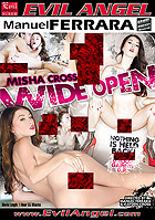 Kayden Kross in Misha Cross Wide Open