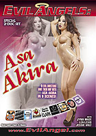 Evil Angels Asa Akira  Special 2 Disc Set DVD