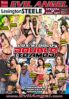 Lex Steele Double Teamed  Special 2 Disc Set DVD