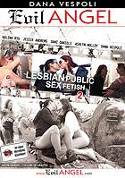Lesbian Public Sex Fetish 2 DVD