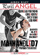 Belladonna Manhandled 7  2 Disc Set DVD