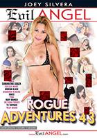 Rogue Adventures 43 DVD