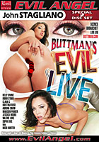 Kristina Rose in Buttmans Evil Live  Special 2 Disc Set
