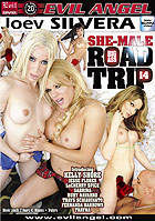 Big Ass She-Male Road Trip 14 by Evil Angel - Joey Silvera