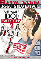 Bailey Jay in She Male Idol The Auditions 2