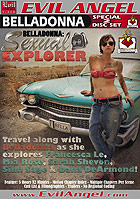 Belladonna Sexual Explorer  Special 2 Disc Set Cover