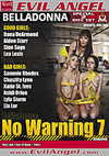 Belladonna: No Warning 7 - Special 2 Disc Set