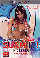 Slam It In Deeper DVD