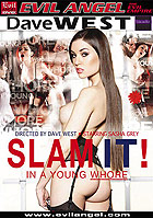 Sasha Grey in Slam It In A Young Whore