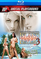 Jesse Jane in Island Fever 3  Blu ray Disc