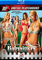 Nikki Benz in Babysitters  Blu ray Disc