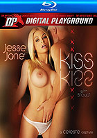 Jenna Haze in Jesse Jane Kiss Kiss  Blu ray Disc